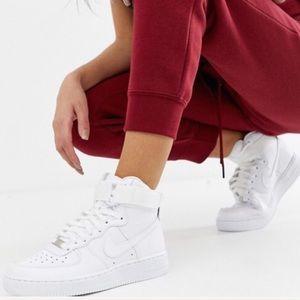 Nike Air Force 1 7 High Women's NWOT